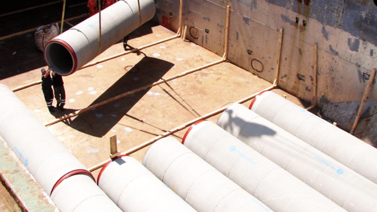 marrocos 1 Pipeline em Marrocos